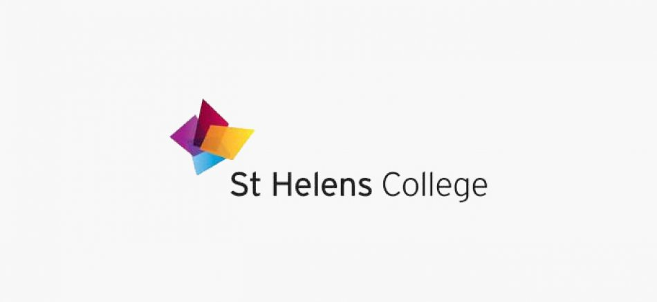 St-Helens college logo